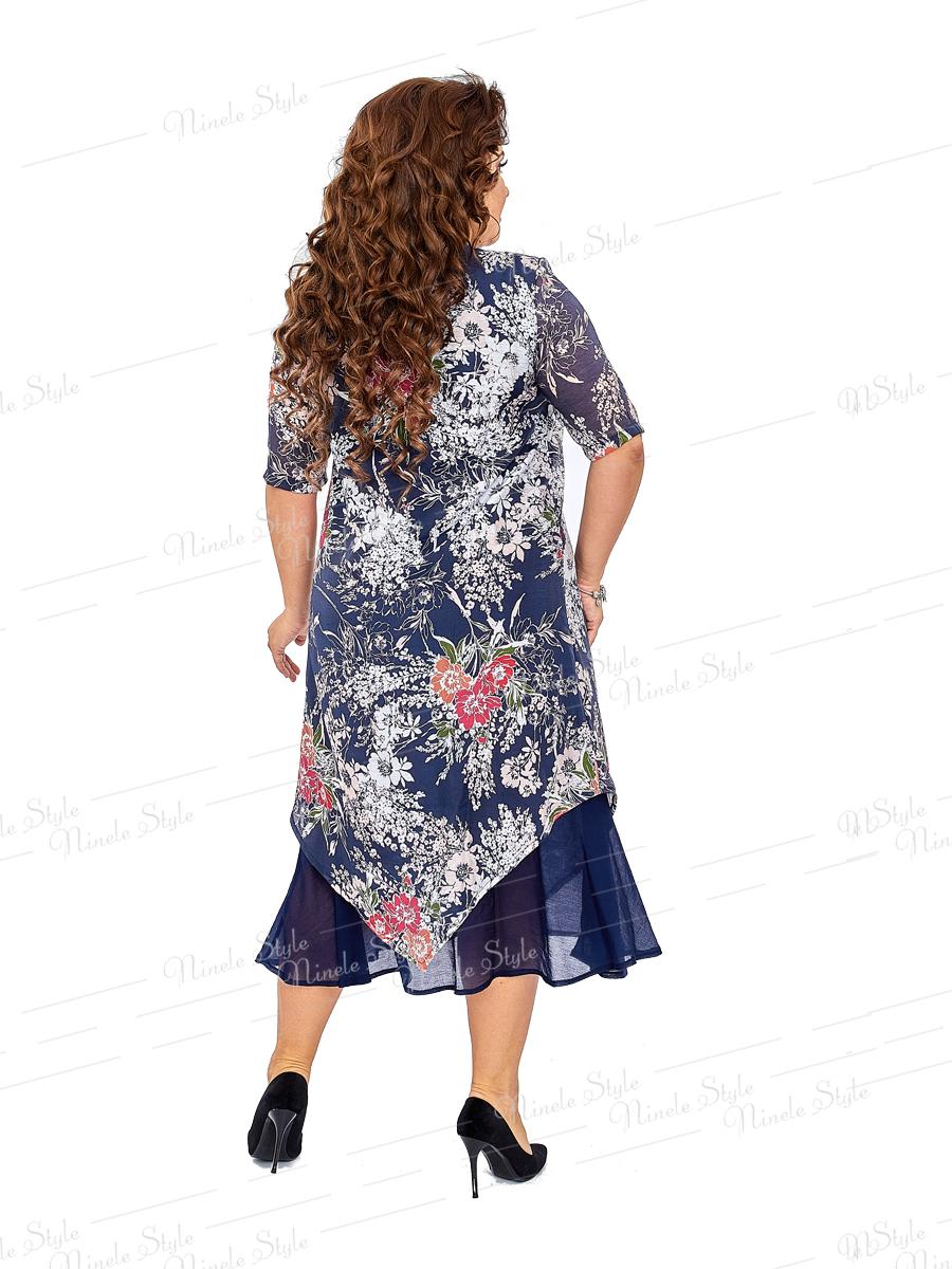 купить платье из натуральных тканей в интернет магазине больших размеров
